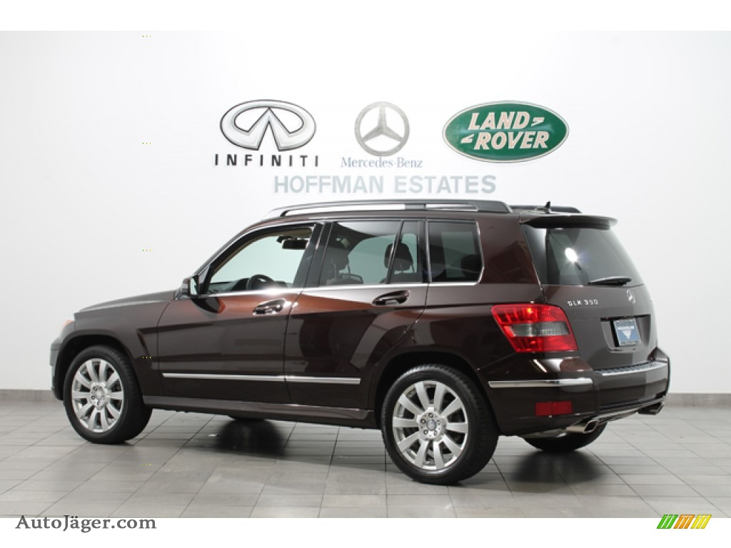 2011 mercedes benz glk 350 4matic in cuprite brown for Garage mercedes bron