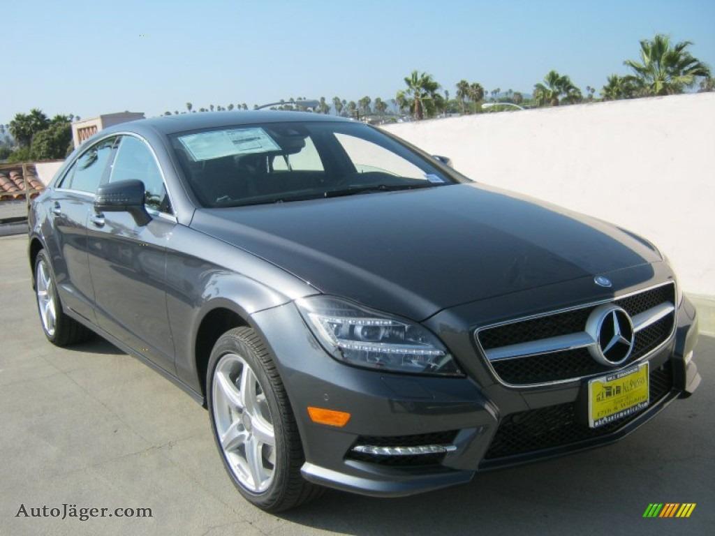 2013 mercedes benz cls 550 coupe in steel grey metallic for Mercedes benz cls 300 coupe