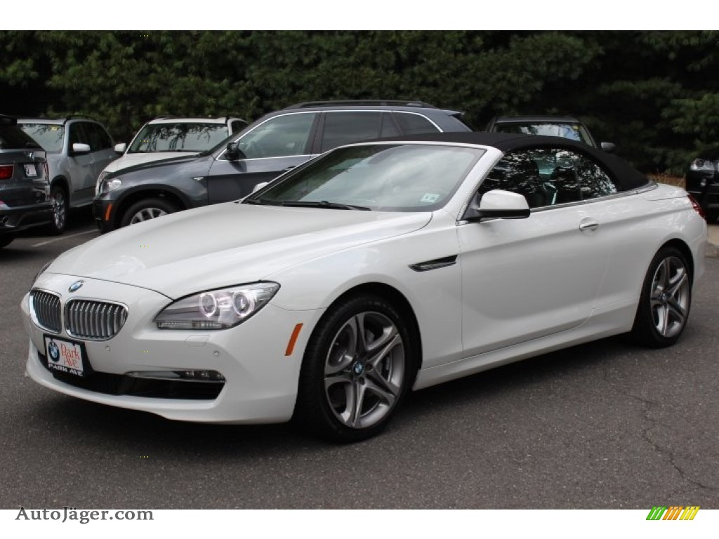 2012 bmw 6 series 650i convertible in alpine white l70756 auto j ger german cars for sale. Black Bedroom Furniture Sets. Home Design Ideas
