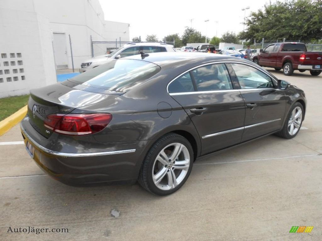 2013 Volkswagen Cc Sport Plus In Black Oak Brown Metallic