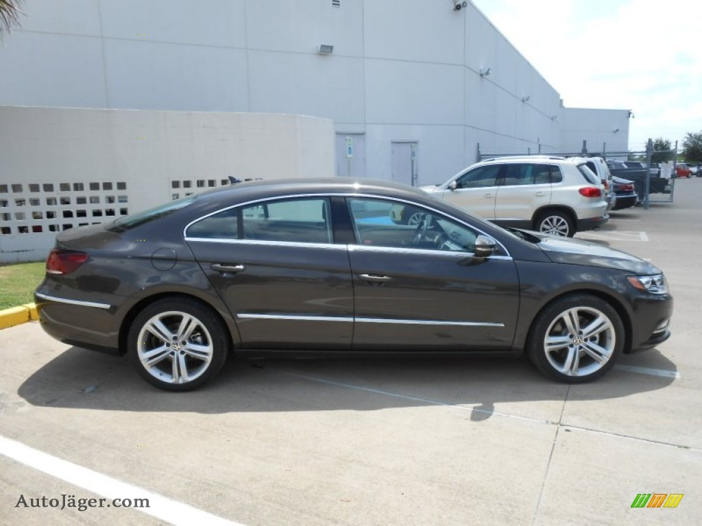 2013 Volkswagen Cc Sport Plus In Black Oak Brown Metallic