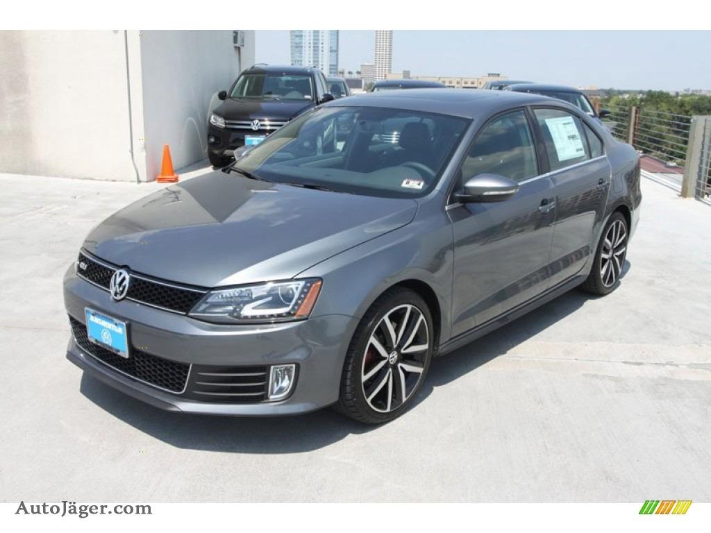 2013 Volkswagen Jetta Gli Autobahn In Platinum Gray