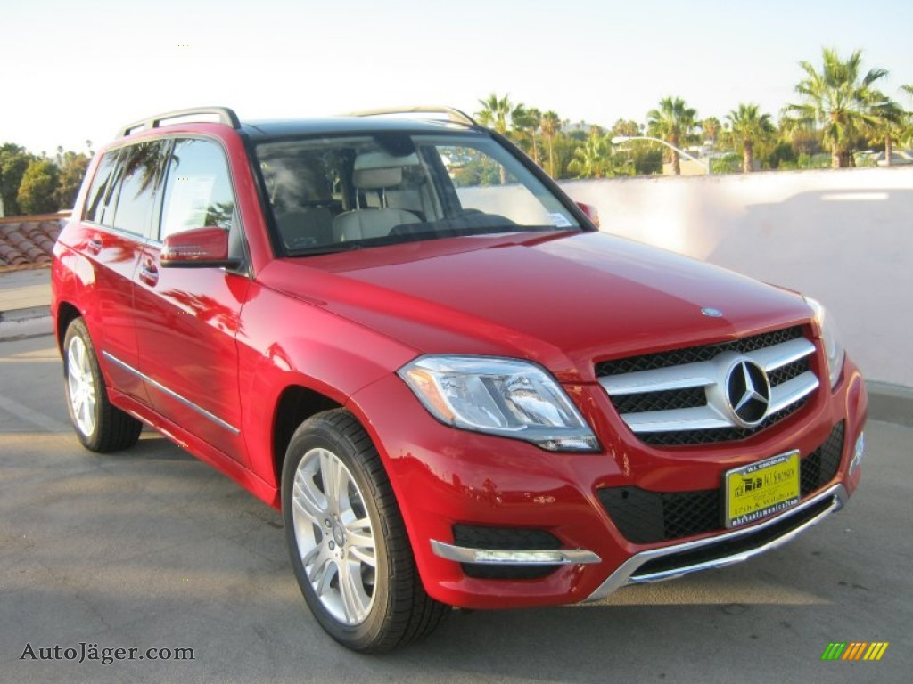 2013 Mercedes Benz Glk 350 In Mars Red 957641 Auto