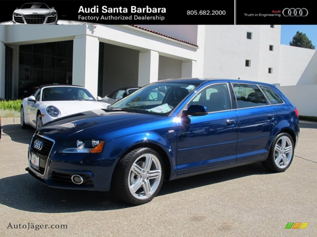 Audi Scuba Blue Metallic Quotes