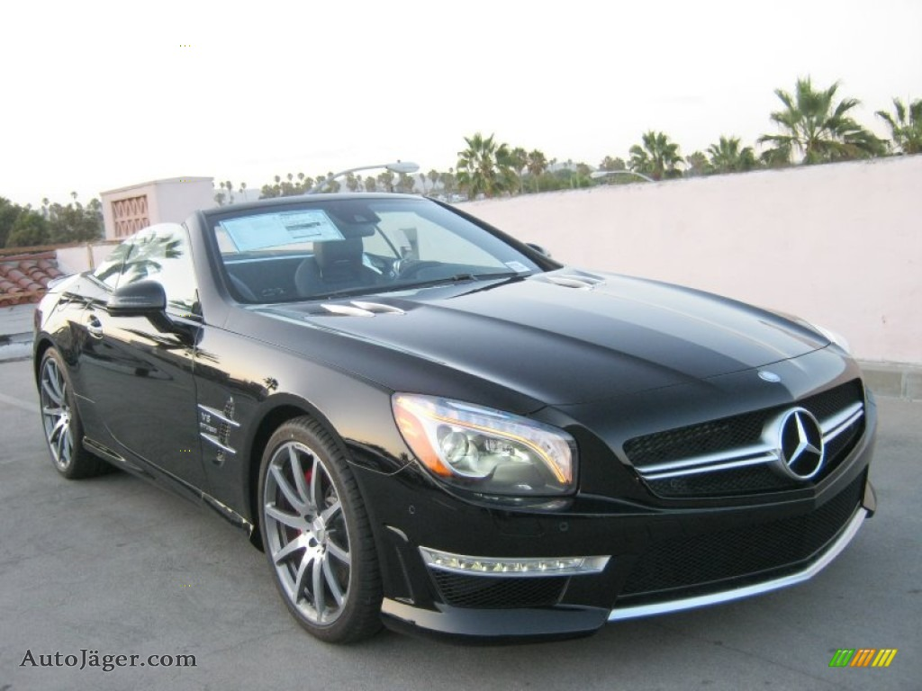2013 mercedes benz sl 63 amg roadster in black photo 13 for Simonson mercedes benz