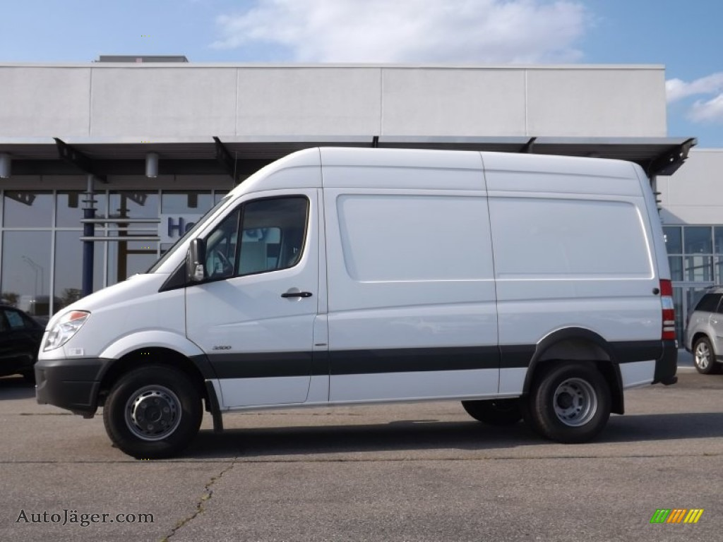2012 mercedes benz sprinter 3500 high roof cargo van in