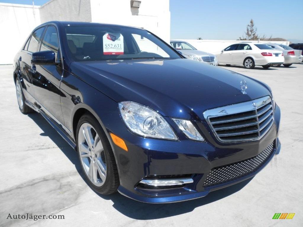 2013 mercedes benz e 350 sedan in lunar blue metallic for Mercedes benz lunar blue