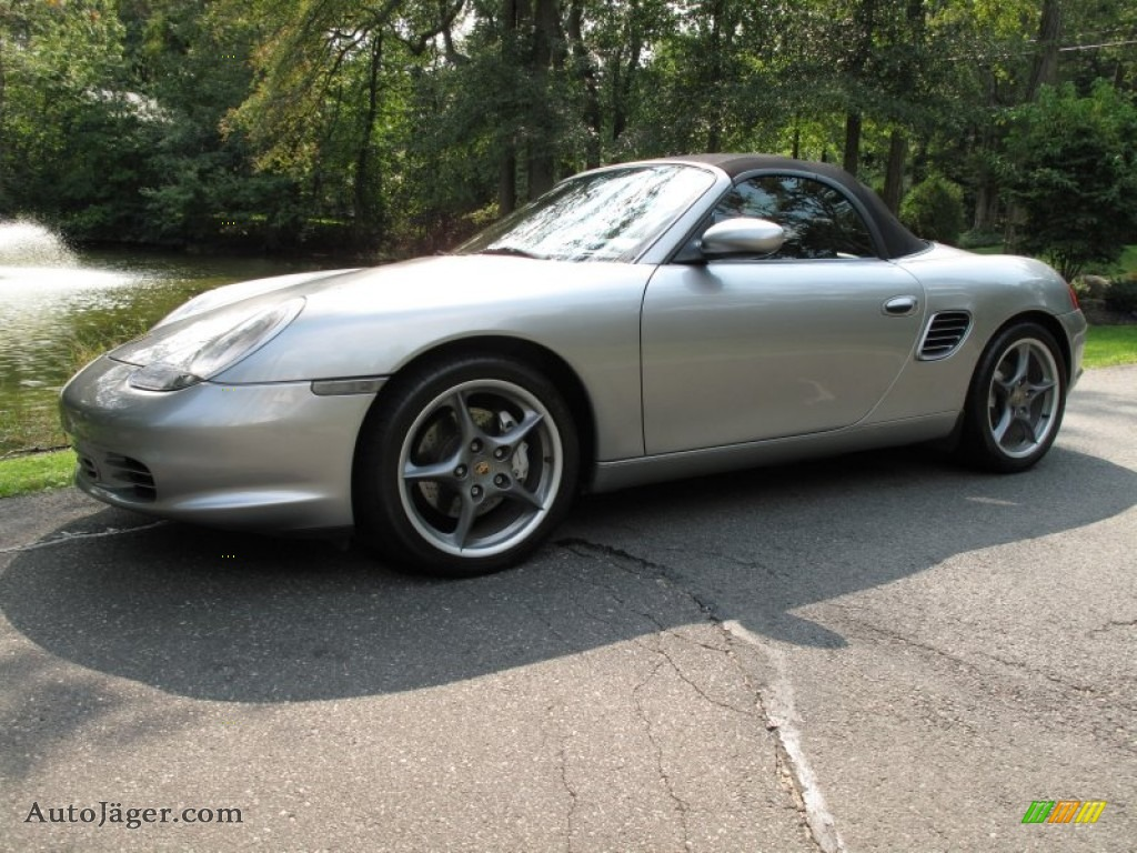 2004 porsche boxster s in gt silver metallic 661205. Black Bedroom Furniture Sets. Home Design Ideas