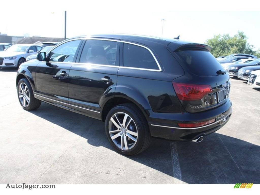 2013 audi q7 3 0 tdi quattro in orca black metallic photo 6 003203 auto j ger german cars. Black Bedroom Furniture Sets. Home Design Ideas