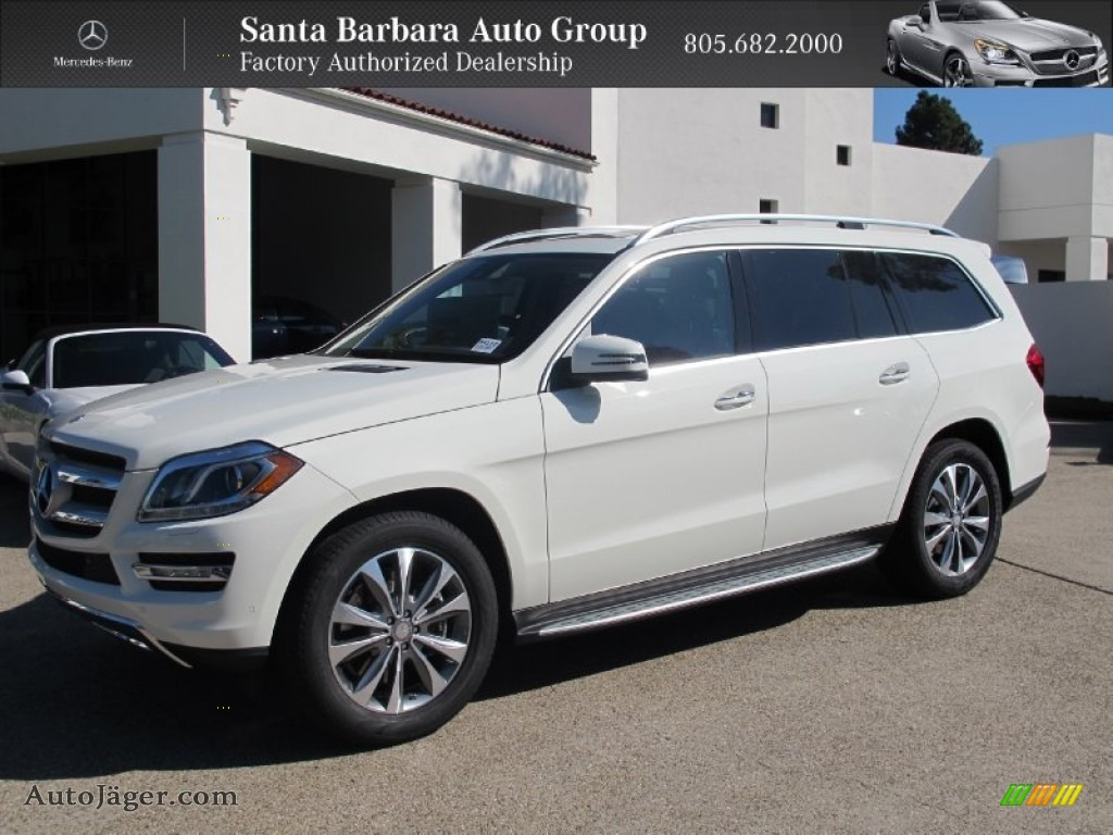 2013 mercedes benz gl 450 4matic in arctic white 128281 for Mercedes benz 450 gl for sale