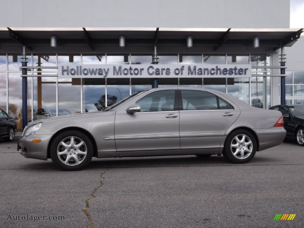 2006 mercedes benz s 430 4matic sedan in pewter metallic for Simonson mercedes benz