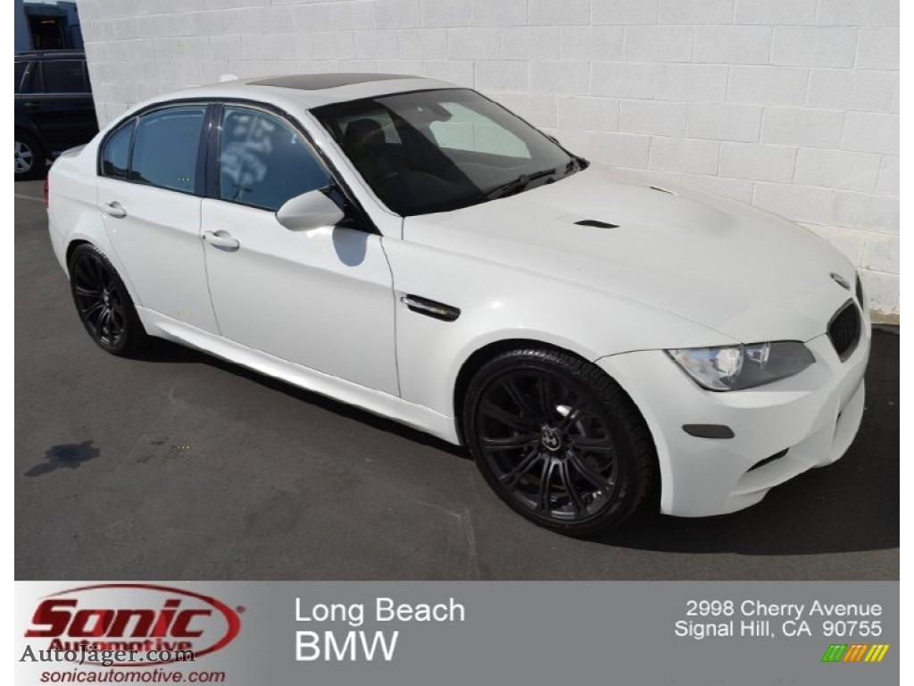2008 bmw m3 sedan in alpine white 041708 auto j ger. Black Bedroom Furniture Sets. Home Design Ideas