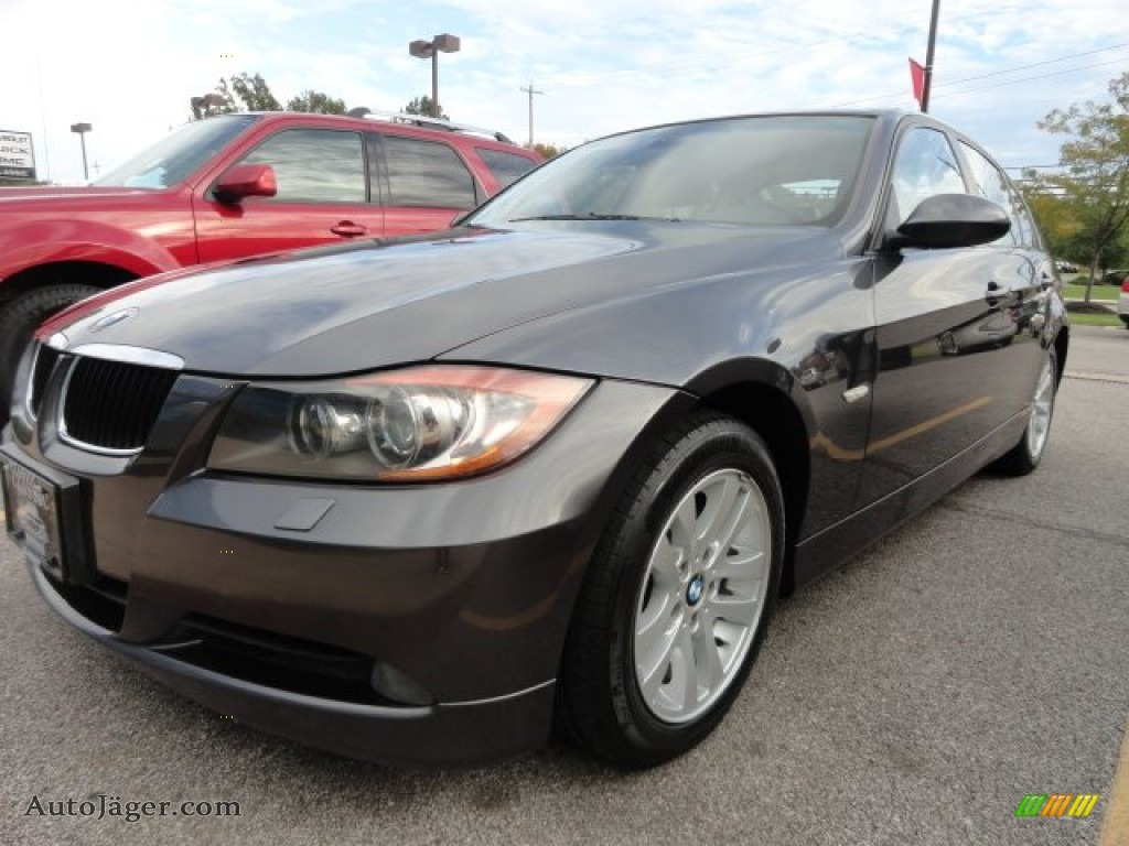 2006 bmw 3 series 325xi sedan in sparkling graphite metallic t78194 auto j ger german cars. Black Bedroom Furniture Sets. Home Design Ideas