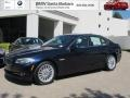 BMW 5 Series 535i Sedan Imperial Blue Metallic photo #1