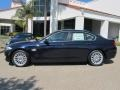 BMW 5 Series 535i Sedan Imperial Blue Metallic photo #2
