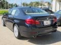 BMW 5 Series 535i Sedan Imperial Blue Metallic photo #3