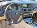 BMW 5 Series 535i Sedan Imperial Blue Metallic photo #6