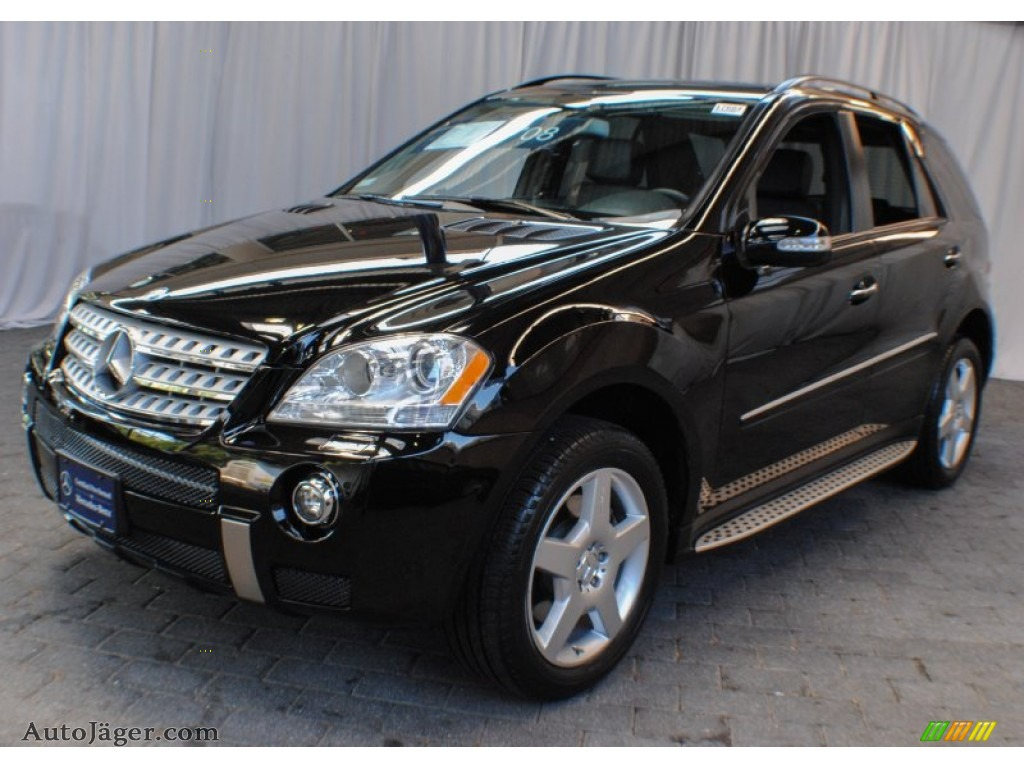 2008 mercedes benz ml 550 4matic in black 301139 auto for 2008 mercedes benz ml550 4matic
