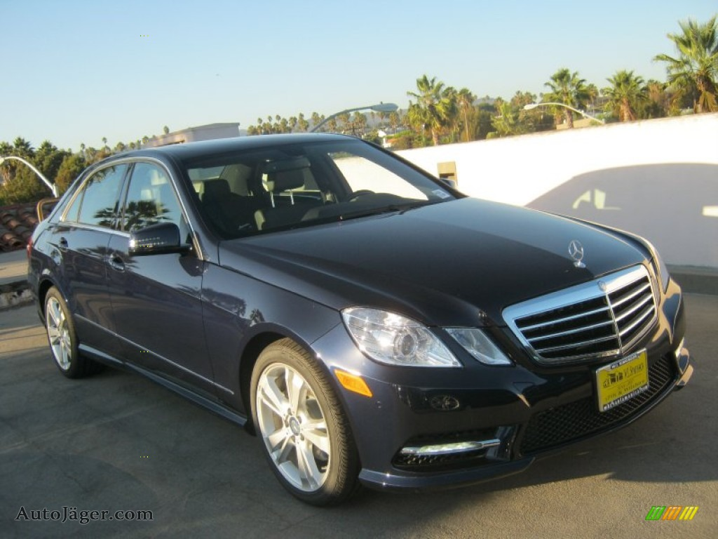 2013 mercedes benz e 350 sedan in lunar blue metallic for Simonson mercedes benz