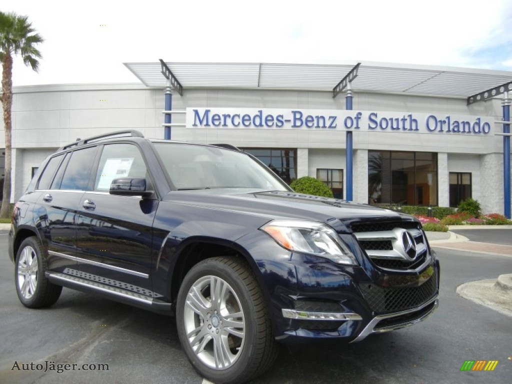 2013 mercedes benz glk 350 in lunar blue metallic 009297 for Simonson mercedes benz
