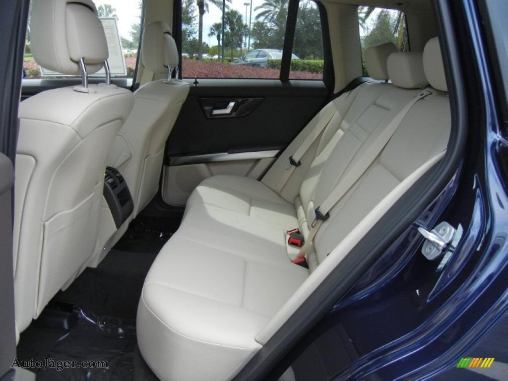 2013 mercedes benz glk 350 in lunar blue metallic photo 6 for Mercedes benz of orlando millenia mall