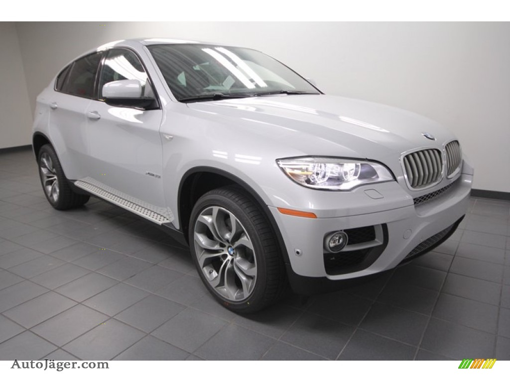 2013 bmw x6 xdrive50i in titanium silver metallic 591942. Black Bedroom Furniture Sets. Home Design Ideas