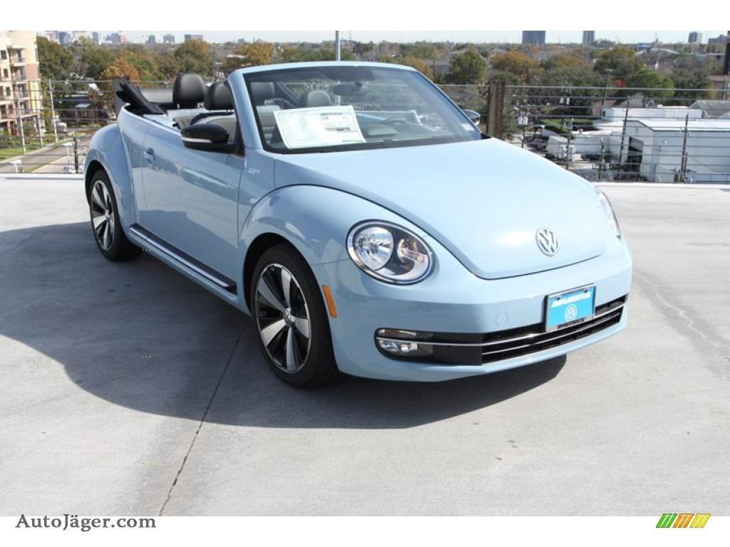 2013 Volkswagen Beetle Turbo Convertible 60s Edition In