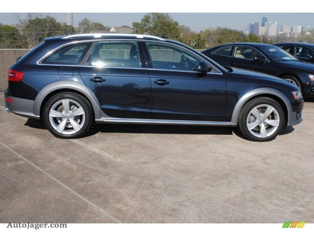 2013 Audi Allroad 2.0T quattro Avant in Moonlight Blue ...