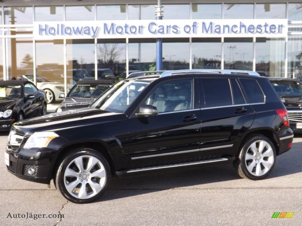 2010 Mercedes Benz Glk 350 4matic In Black 311558 Auto