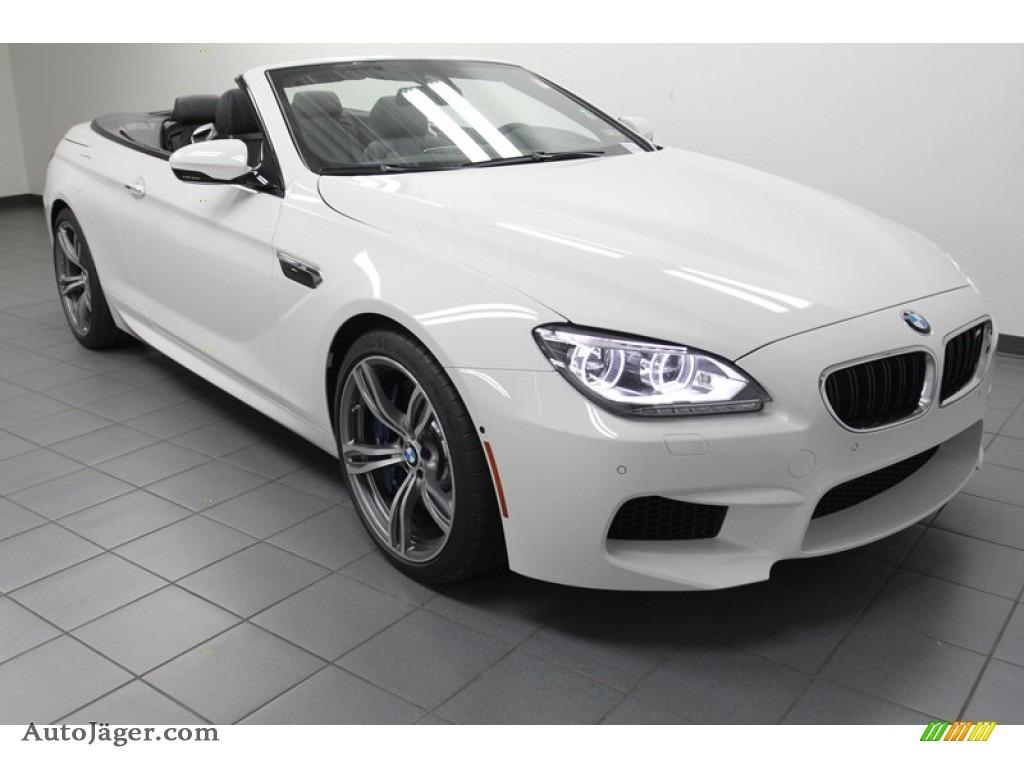 2013 BMW M6 Convertible in Alpine White - Z78187 | Auto ...