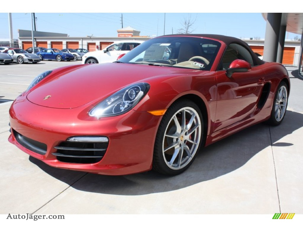 Porsche West Houston >> 2013 Porsche Boxster S in Amaranth Red Metallic photo #3 - 132137 | Auto Jäger - German Cars for ...