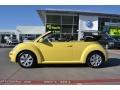 Volkswagen New Beetle S Convertible Sunflower Yellow photo #2