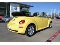 Volkswagen New Beetle S Convertible Sunflower Yellow photo #5
