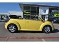 Volkswagen New Beetle S Convertible Sunflower Yellow photo #6