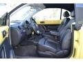 Volkswagen New Beetle S Convertible Sunflower Yellow photo #9