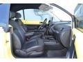 Volkswagen New Beetle S Convertible Sunflower Yellow photo #10