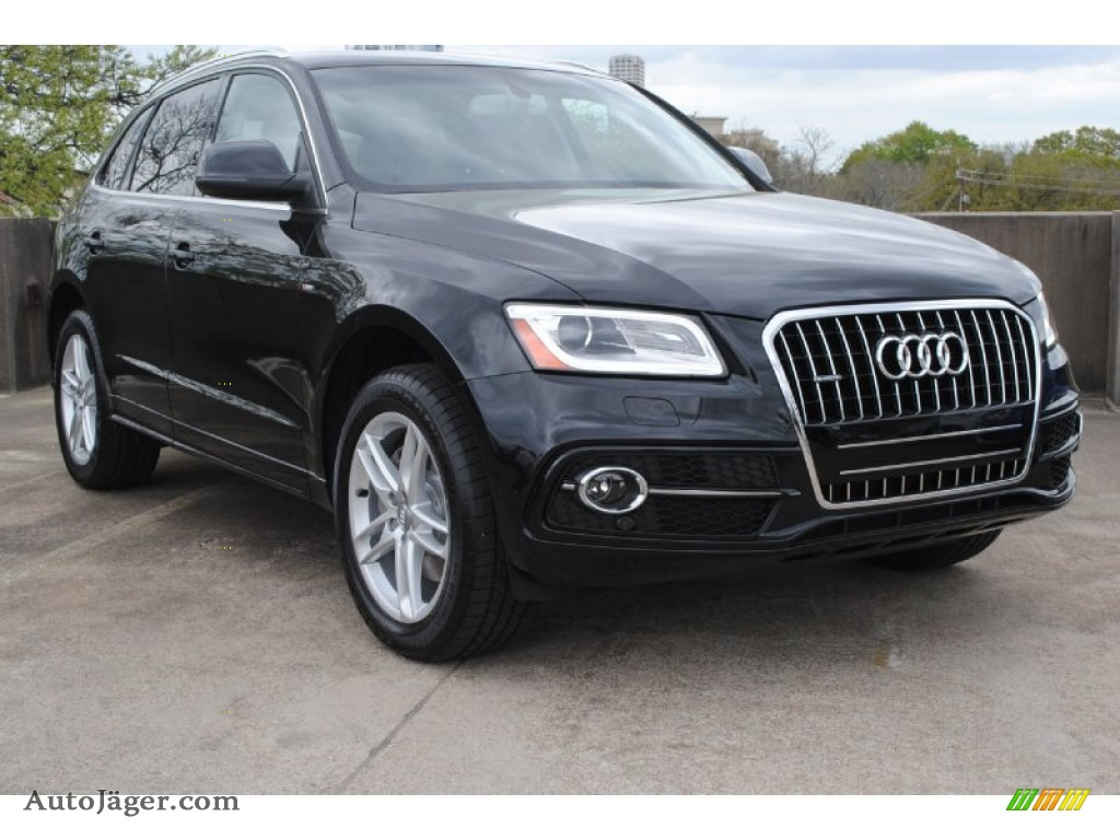 2013 audi q5 3 0 tfsi quattro in phantom black pearl 058233 auto j ger german cars for. Black Bedroom Furniture Sets. Home Design Ideas