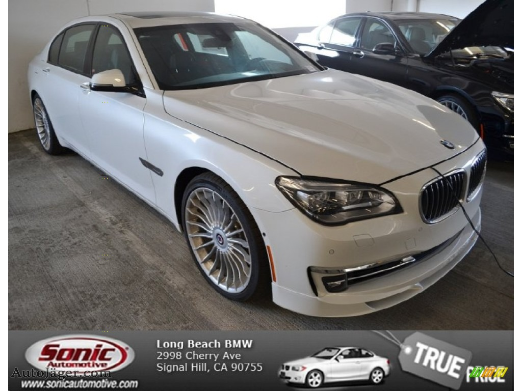 2013 BMW 7 Series Alpina B7 LWB in Mineral White Metallic - S15999 ...