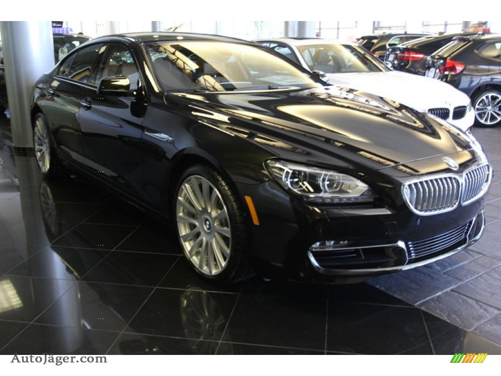 2013 Bmw 6 Series 650i Gran Coupe In Bmw Individual Citrin