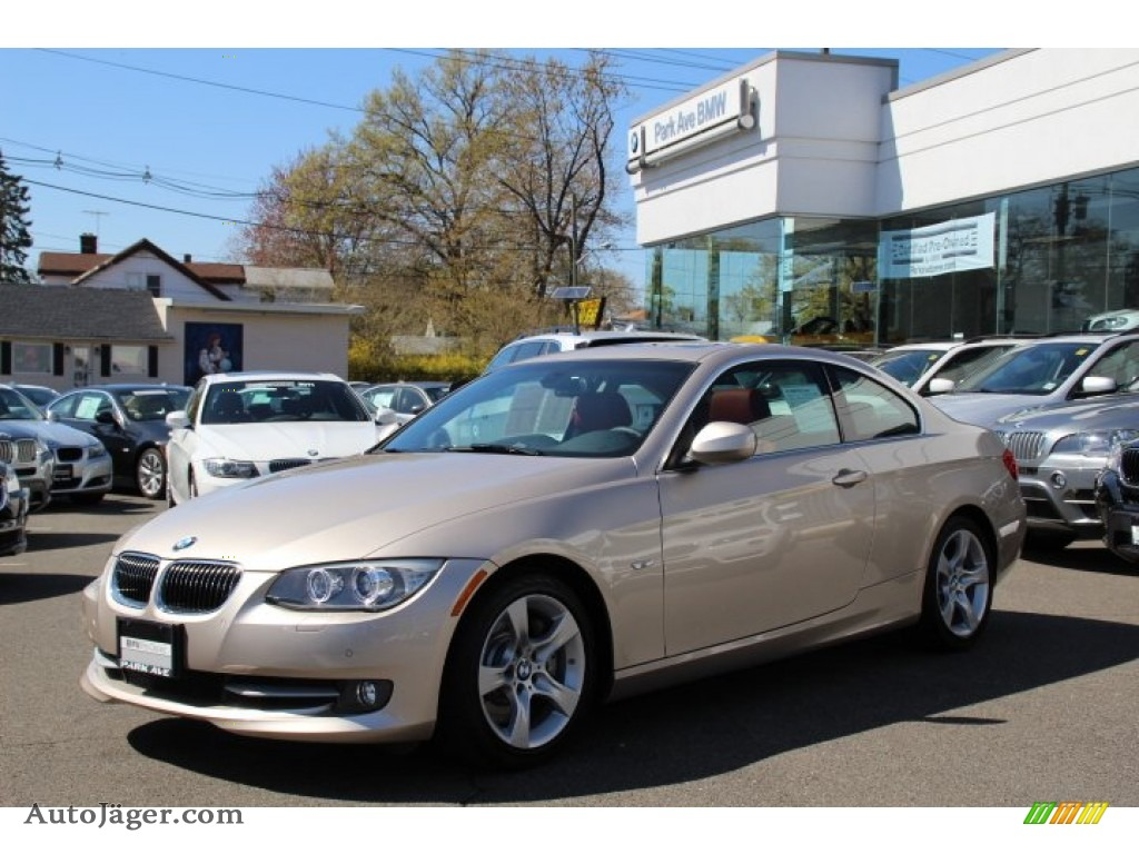 2013 Bmw 3 Series 335i Coupe In Orion Silver Metallic