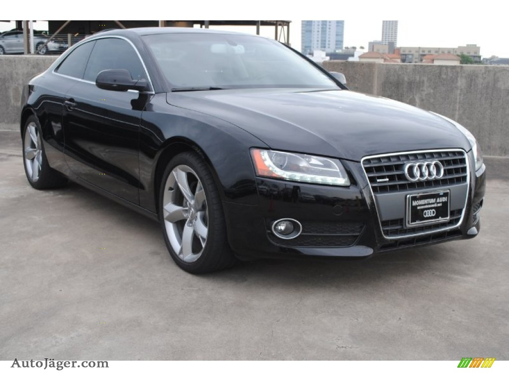 2012 audi a5 2 0t quattro coupe in brilliant black 009193 auto j ger german cars for sale - 2012 audi a5 coupe for sale ...