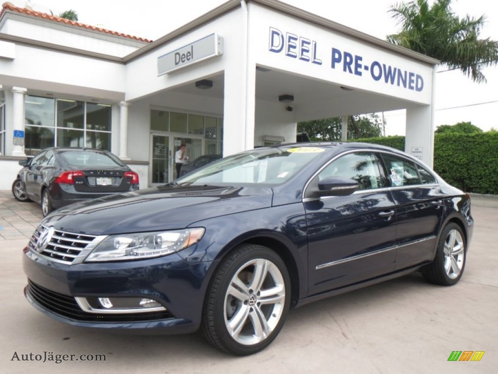 2013 volkswagen cc sport plus in night blue metallic 503483 auto j ger german cars for. Black Bedroom Furniture Sets. Home Design Ideas