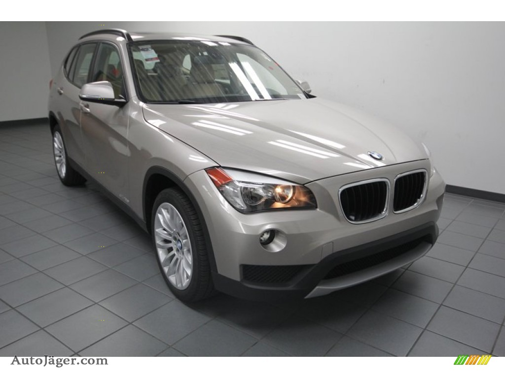 2014 bmw x1 sdrive28i in cashmere silver metallic w47439 auto j ger german cars for sale. Black Bedroom Furniture Sets. Home Design Ideas