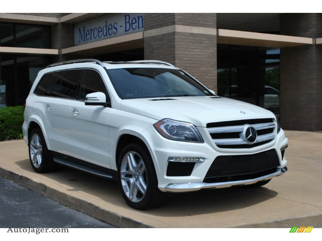 2013 mercedes benz gl 550 4matic in arctic white 117183 for Mercedes benz 550 gl