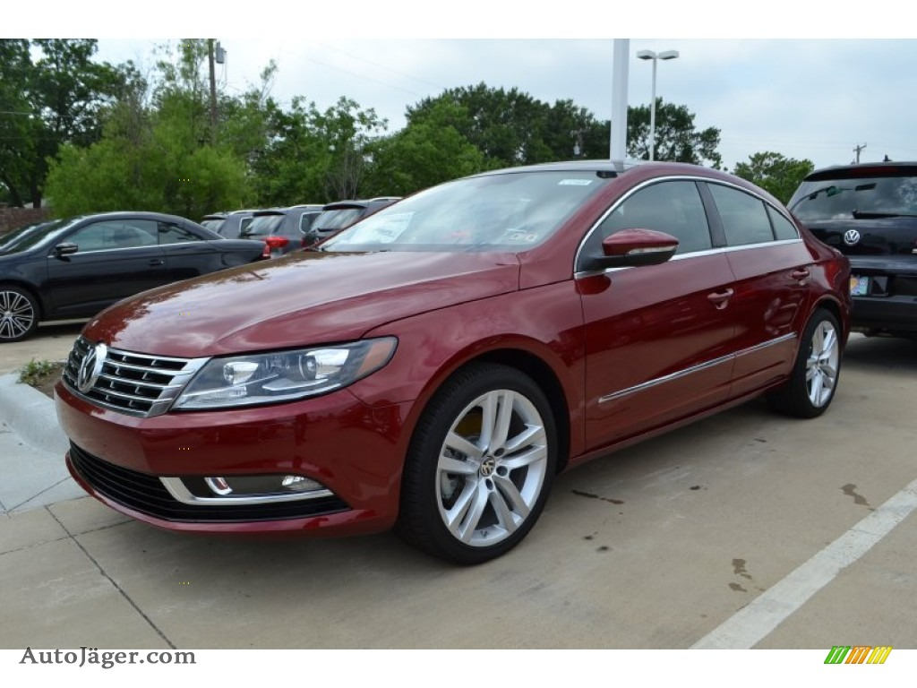2013 volkswagen cc lux in fortana red metallic 557689 auto j ger german cars for sale in. Black Bedroom Furniture Sets. Home Design Ideas