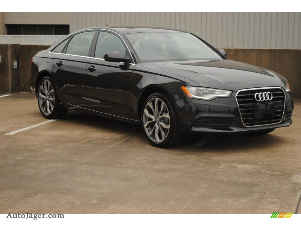 2013 audi a6 2 0t sedan in oolong gray metallic 139177 auto j ger german cars for sale in. Black Bedroom Furniture Sets. Home Design Ideas