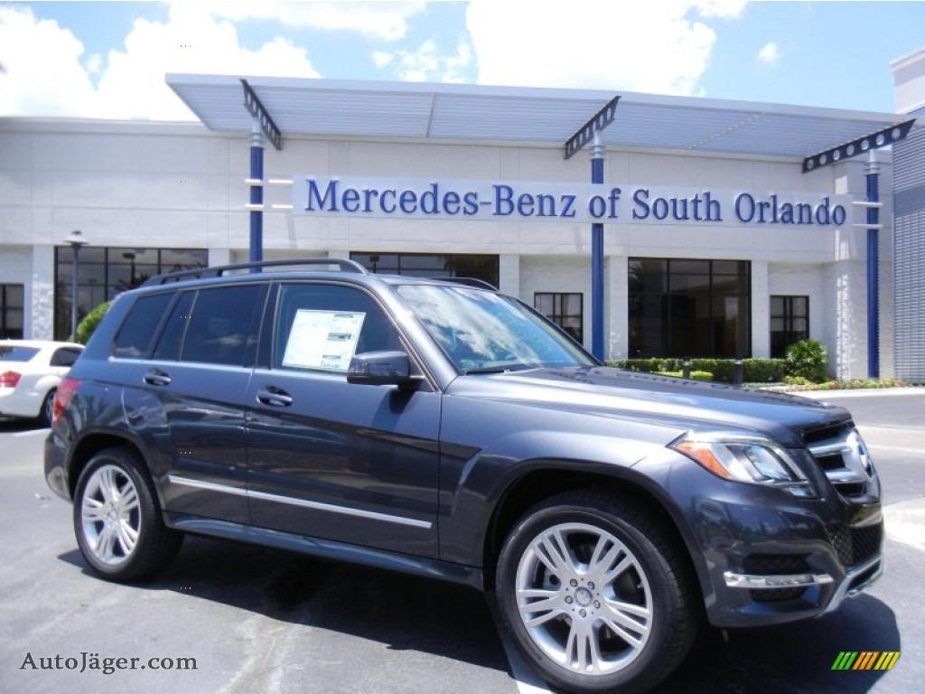 2013 mercedes benz glk 350 in steel grey metallic 135704 for Mercedes benz of south orlando orlando fl 32839