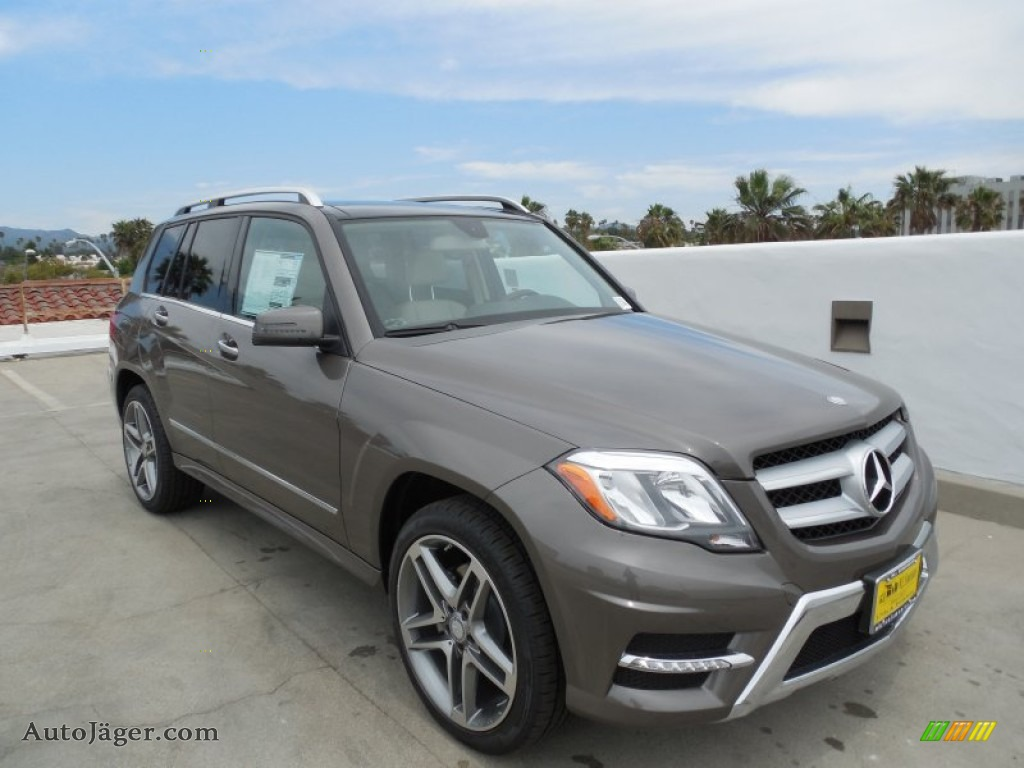 2013 mercedes benz glk 350 in pebble grey metallic for Mercedes benz glk 350 for sale