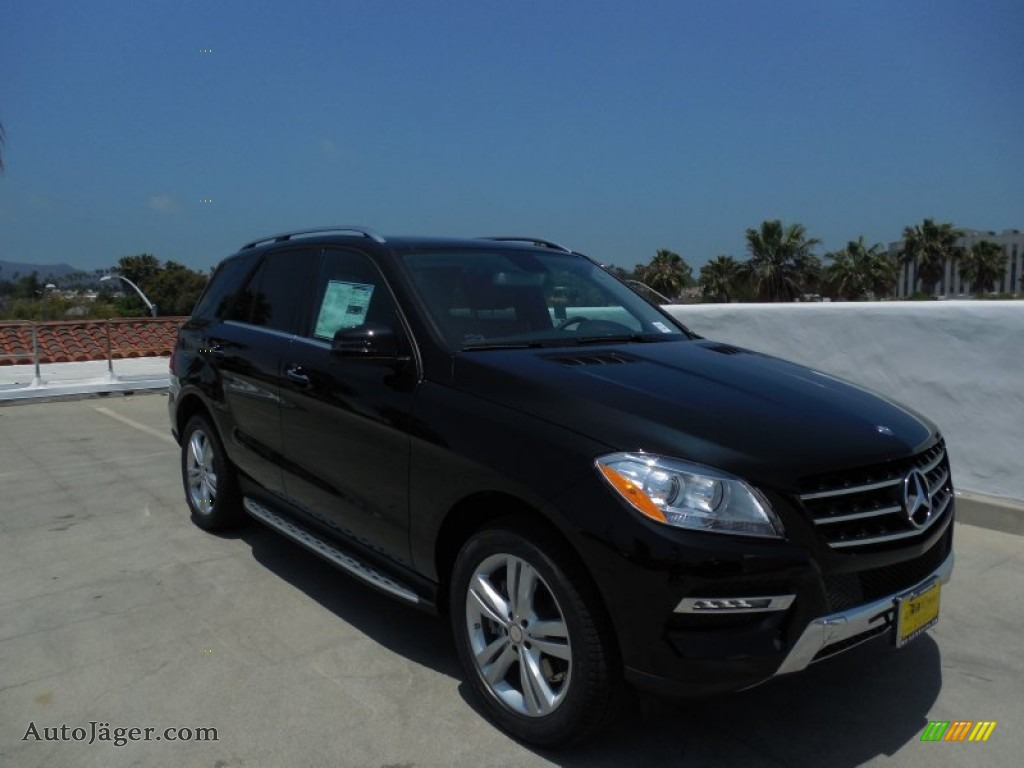 2013 mercedes benz ml 350 4matic in black photo 2 for Mercedes benz 350 ml 2013