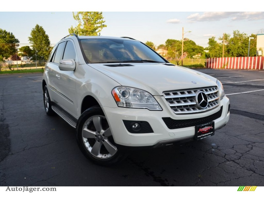2009 mercedes benz ml 350 4matic in arctic white 521128 for 2009 mercedes benz ml350 4matic for sale